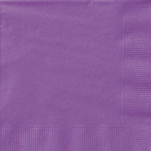 Servetter lila 20-pack