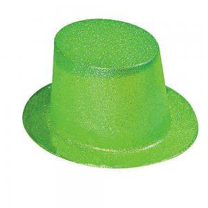 Tophatt neon grön