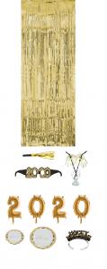 Nyårspaket guld XL