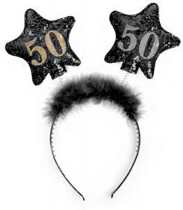 Diadem Svart 50år