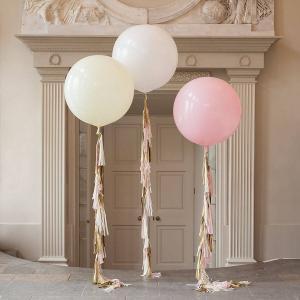 Tassel till ballonger
