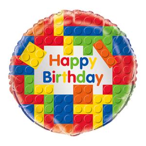 LEGO folieballong
