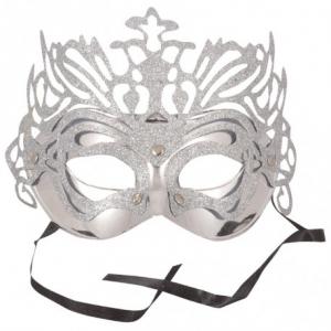 Ögonmask Venitiansk Glitter & Ornament