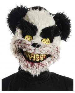 zombie panda läskig