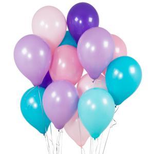14st helium ballonger sjöjungfru