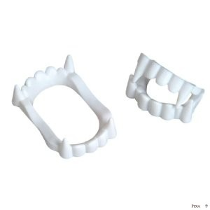 vampyr tänder plast budget