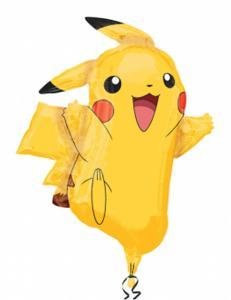 Pikachu heliumballong