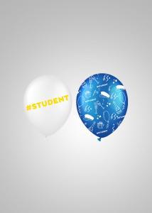 Latexballonger Student