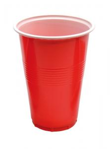 Collagemuggar Red Cups 20-pack