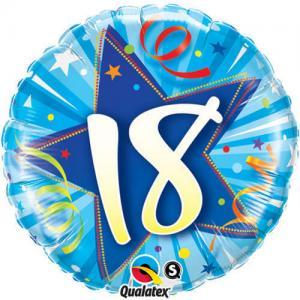 Folie ballong 18