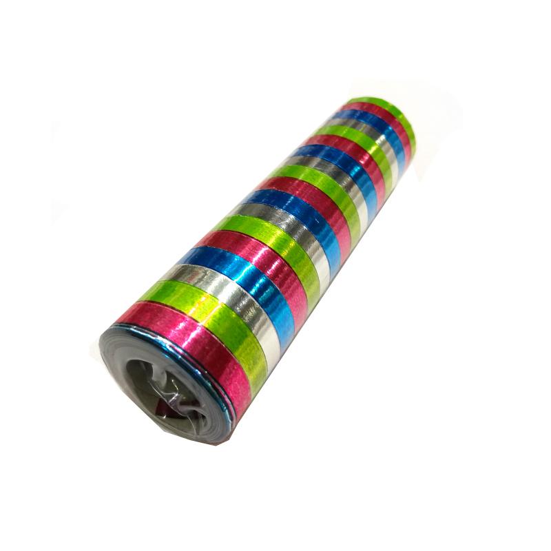 serpentin metallic 3 färger