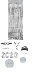 Nyårspaket silver XL