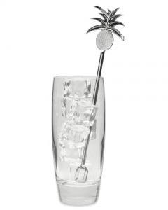 drinkpinnar ananas silver