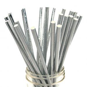 Papperssugrör silver