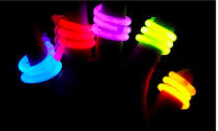 Glowstick Ringar Osorterad