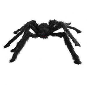 Lurvig spindel