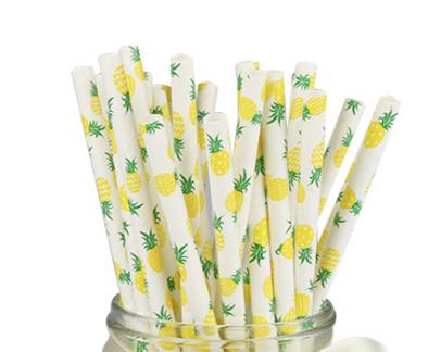 Papperssugrör ananas