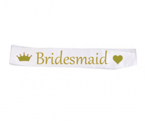 bridesmaid ordensban