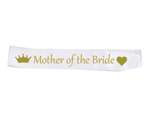 mother of the bride ordensband