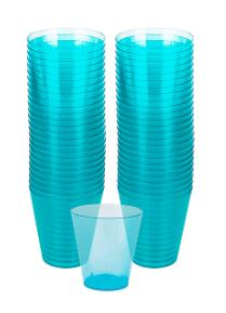 Shotglas Blå 20-pack