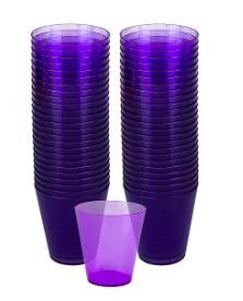 Shotglas Lila 20-pack