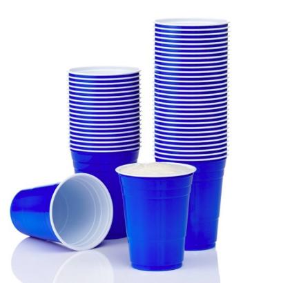 Collagemuggar Blue Cups 50-pack