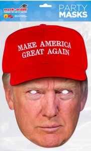 Donald Trump MAGA Mask