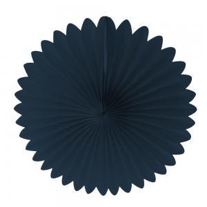 Papperssolfjäder svart