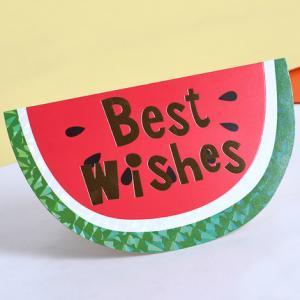 Hälsningskort Vattenmelon