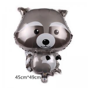 heliumballong tvättbjörn
