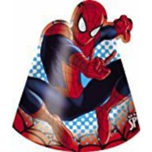Spiderman partyhattar