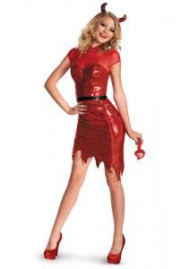 Djävuls klänning