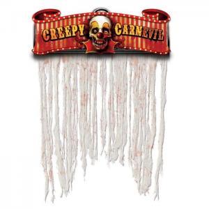 Blodig cirkus Dörrdraperi