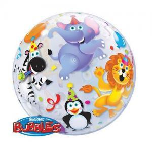 Bubbles ballong Djur fest