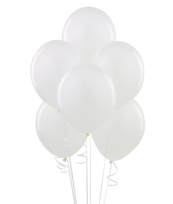 Ballongbukett Latexballonger 6st