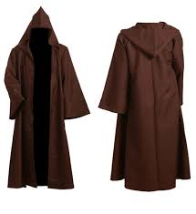 Uthyrning Star Wars Jedi Knight Cape Brun