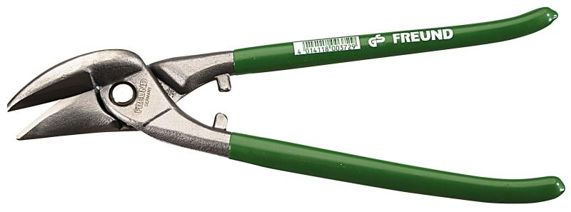 Fasonsax grön 260 mm