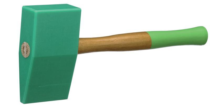 Plastklubba spetsig