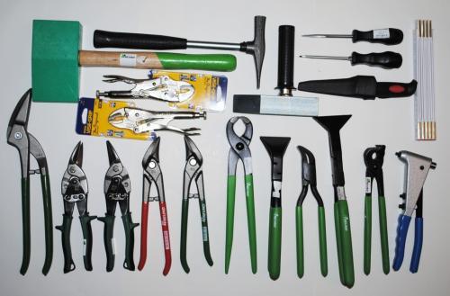 Lilla verktygskitet