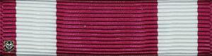 """Släpspänne """"Meritorious Service Medal"""""""