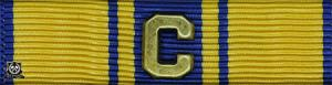 "US Air Force Commendation Medal with ""C"""