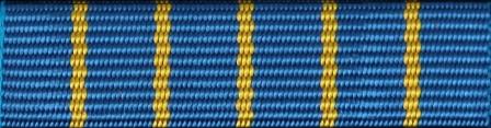 Hemvärnets förtjänstmedalj i Silver och Guld