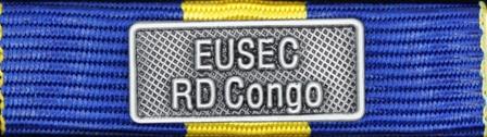 EUSEC RD CONGO