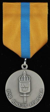Reservofficersmedaljen i silver