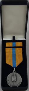 Reservofficersmedaljen i silver,Lilla setet