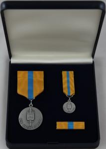 Reservofficersmedaljen i silver, Stora setet