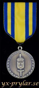 Försvarsmaktens tjänstgöringsmedalj i brons