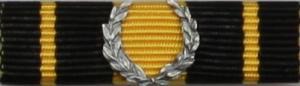 ING2 förtjänstmedalj i silver