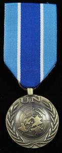 UNMIK medalj