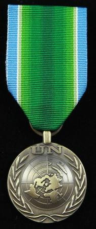 UNMOGIP medalj